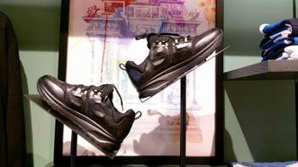 马克华菲专柜代购2016秋装鞋子