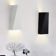 创意LED壁灯卧室床头客厅楼梯过道壁灯现代简约阳台温馨创意墙灯