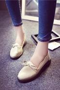 包头凉鞋女夏季平跟中学生防滑韩版甜美系学院风大童2016女鞋单鞋