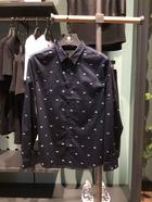 专柜正品!马克华菲16长袖衬衫