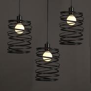 创意复古铁艺吊灯餐厅卧室床头酒吧咖啡厅服装店橱窗飘窗吧台吊灯