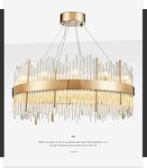 Светильник Постмодернистский стиль хрустальная лампа