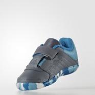 adidas 阿迪达斯 训练 男婴童 鞋 青灰 AQ6814