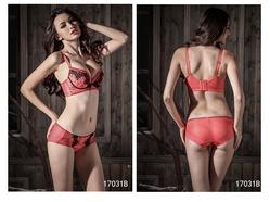 锋燕维多利亚的小胸聚拢女士文胸套装秘密性感调整型美背内衣胸罩
