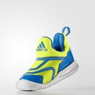 adidas 阿迪达斯 训练 男婴童 鞋 亮黄荧光 BB1777