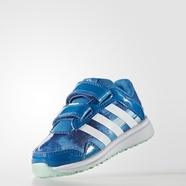 adidas 阿迪达斯 训练 女婴童 鞋 蓝 BB1491