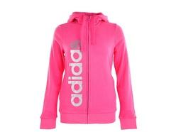 正品阿迪达斯adidas女装新款针织夹克外套
