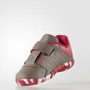adidas 阿迪达斯 训练 女婴童 鞋 侦探棕 AQ3695