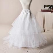 拖尾裙撑 新娘婚纱必备配件 全天猫实物商品通用 去刮券